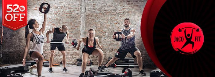 52% OFF: Paga $45 por inscripción + entrenamiento crosstraining personalizado en Jaco Fit Gym. ¡Ver!